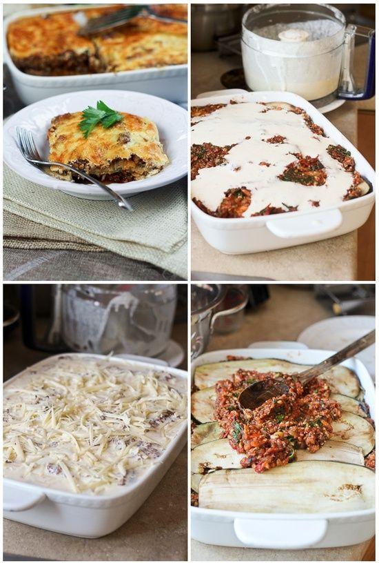Vegetarian Moussaka | Yummy in my Tummy! | Pinterest