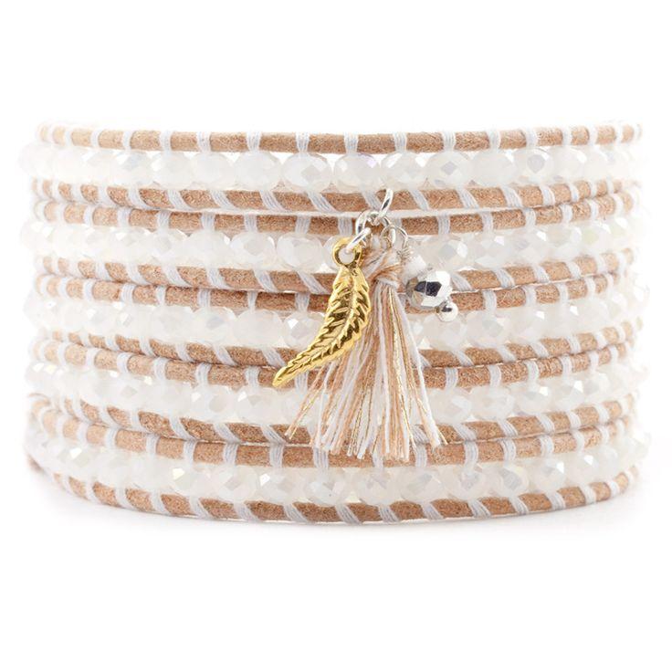 White Sex Bracelet 113