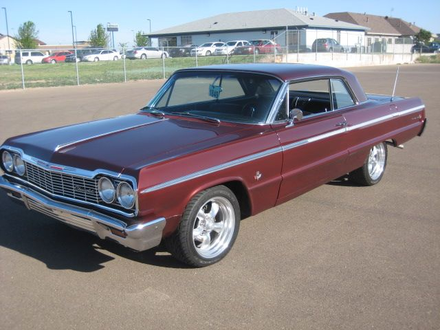 1964 Chevrolet Impala Ss Black 409 | Autos Post