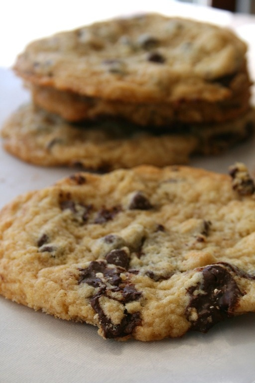 Bakery Style Chocolate Chip Cookies | Cookies | Pinterest