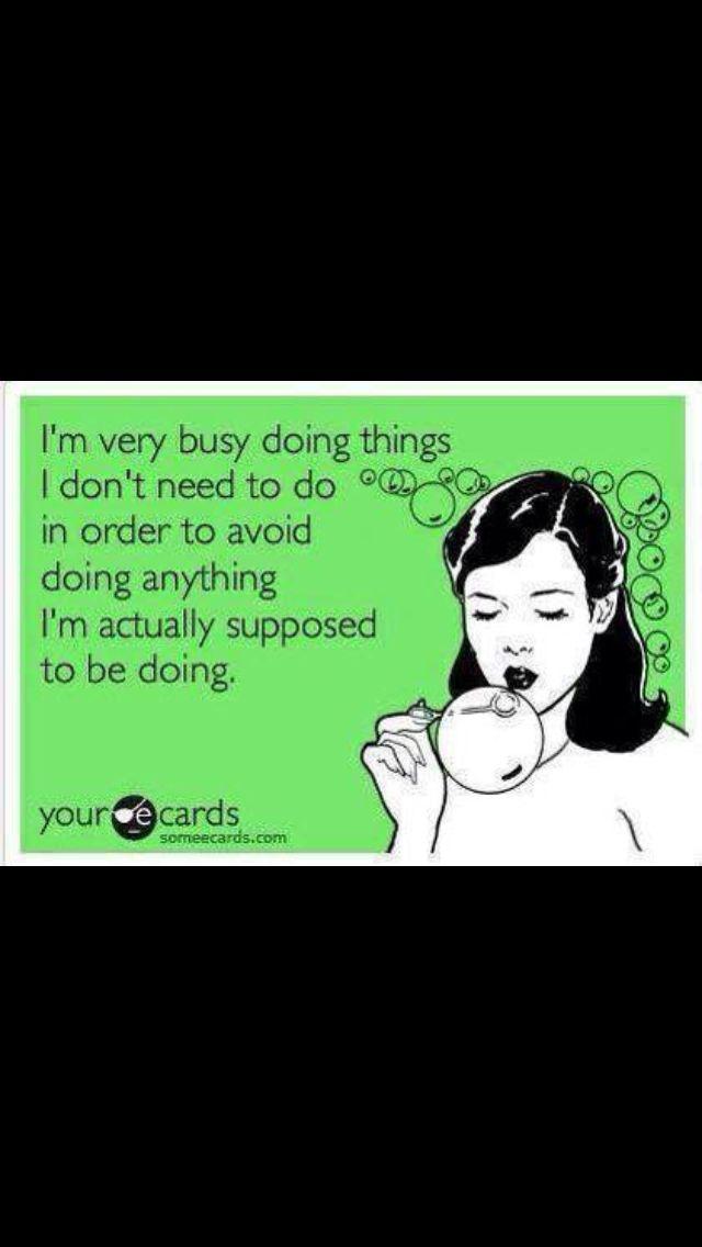 Very busy   e c...