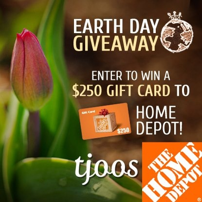home depot gift card father's day