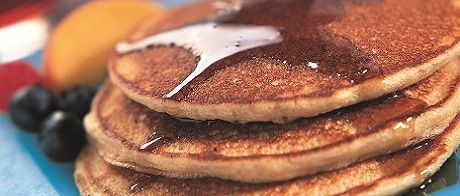 Whole wheat buttermilk pancakes Cooking & Recipes   Canyon Ranch