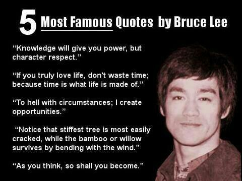 pin bruce lee quotes - photo #2