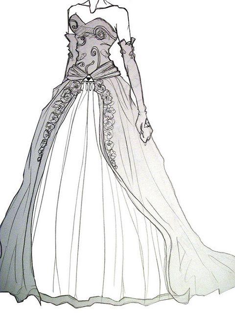 Zelda wedding dress a legend of zelda wedding pinterest for Legend of zelda wedding dress