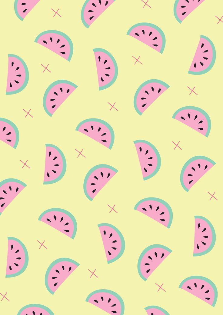 Watermelon Background Tumblr PartyWatermelon Wallpaper Patterns