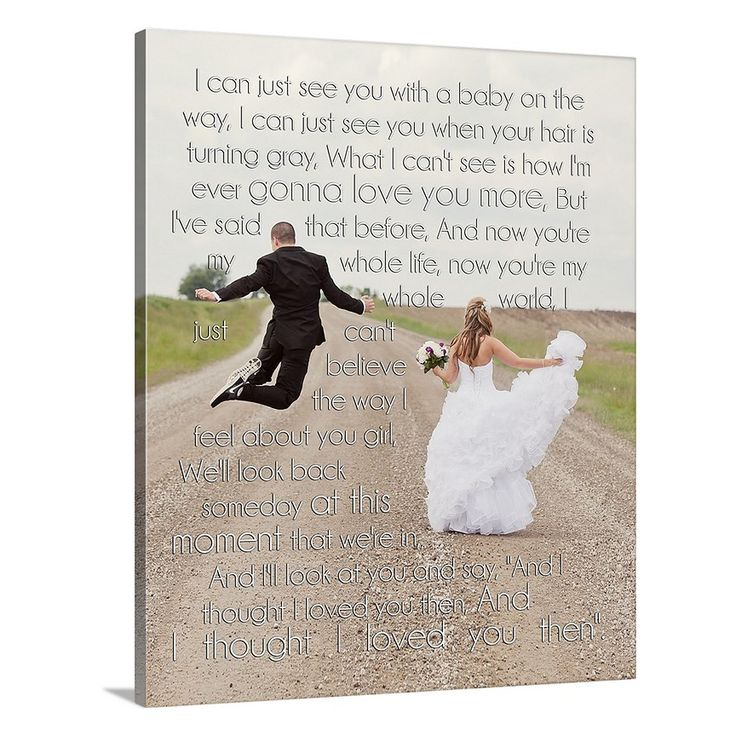 Pin by Geezees Canvas Art on Anniversary Gift Ideas Pinterest