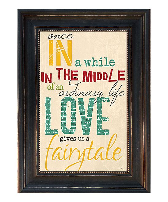 Wall Art Quotes B And Q : Framed wall art quotes quotesgram