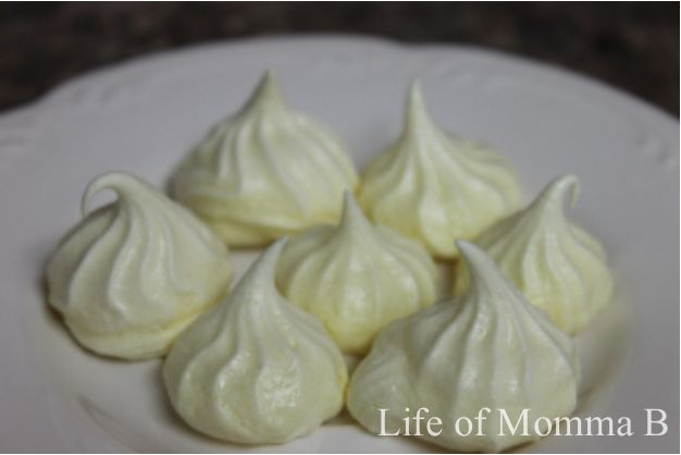 Lemon Meringue Cookies | Recipes | Pinterest