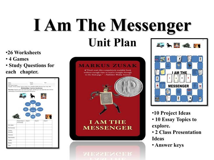 I AM the Messenger Ed