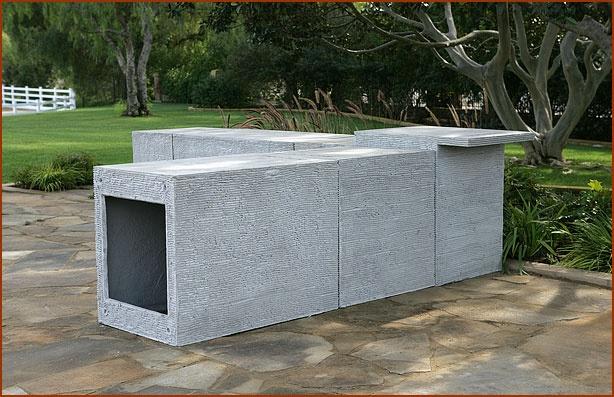 Outdoor Fireplace 4 Before Eldorado Stone And Brick