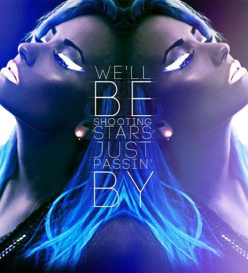 Demi Lovato Neon Lights Quotes Love Pinterest