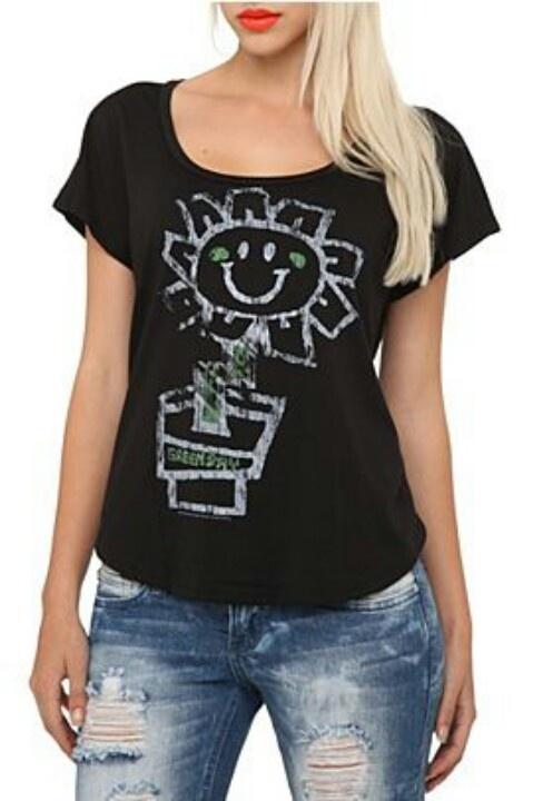 Green Day Kerplunk Shirt Band Merch Pinterest