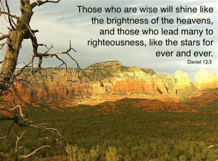 Daniel 12:3 | God | Pi... Tumblr Quotes