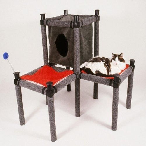 Activity Cat Tree Furniture [Slideshow]