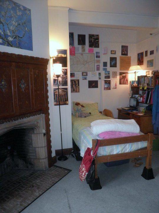 Wellesley Dorm Room