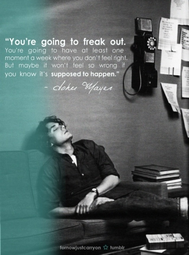 I Love You Quotes John Mayer : John Mayer Love Quotes John Mayer Quotes about Love
