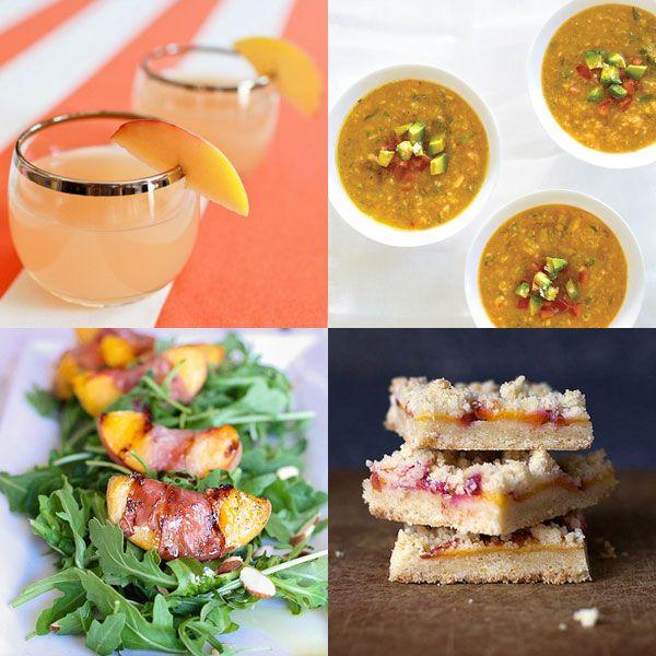 Peach Shortbread | Desserts | Pinterest
