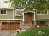 Craftsman style split level split level exterior for Craftsman style split level homes