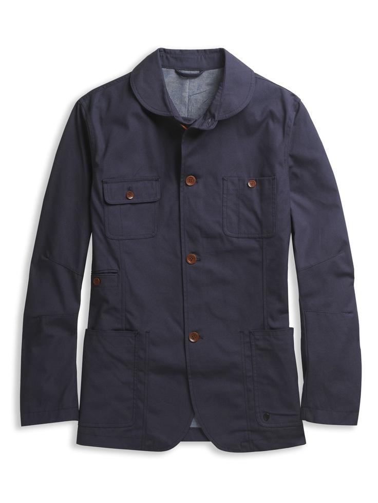 Plectrum Jacket Blazer Hybrid   Ben Sherman