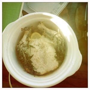 slow cooker lemon garlic chicken ii recipes dishmaps slow cooker lemon ...