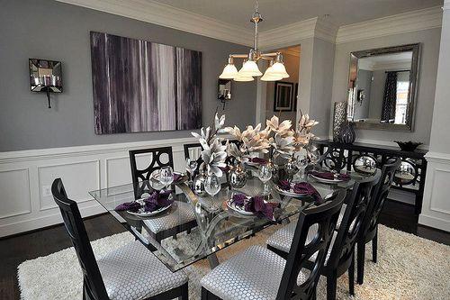 model home dining room home decor pinterest