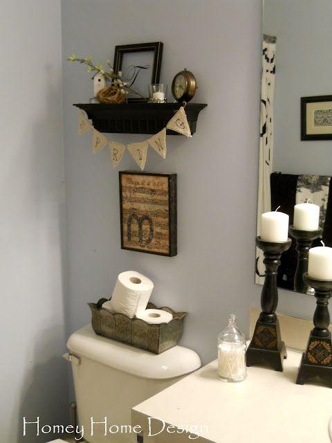 Powder Room Ideas House Decor Pinterest