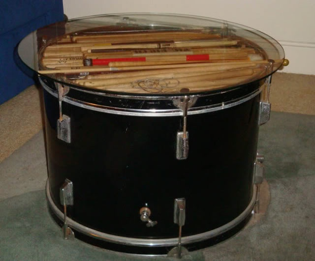 Drum Table I Can Do This Pinterest