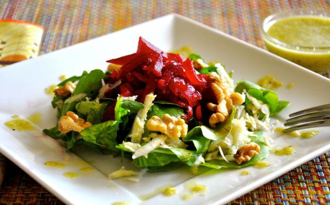 Roasted+Beet,+Fennel,+Arugula+ | Food | Pinterest