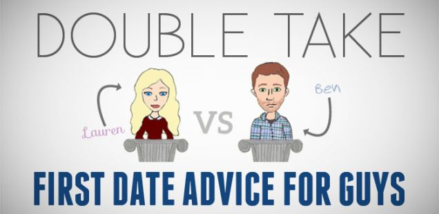 College dating advice for guys