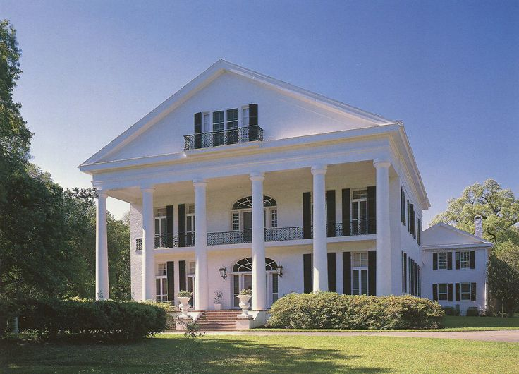 Oaklawn plantation southern plantation homes pinterest for Plantation home builders