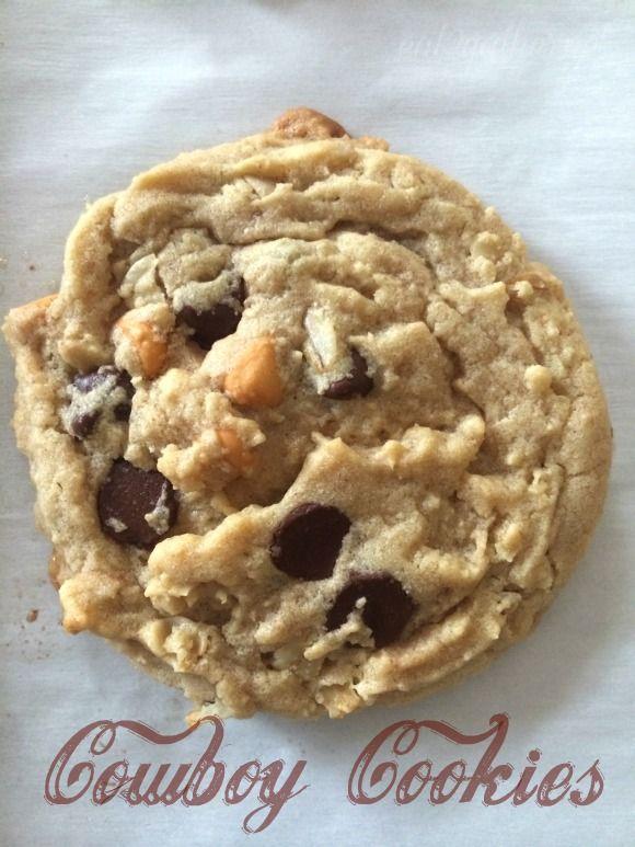 Cowboy Cookies #recipe | Cookies & Cakes | Pinterest