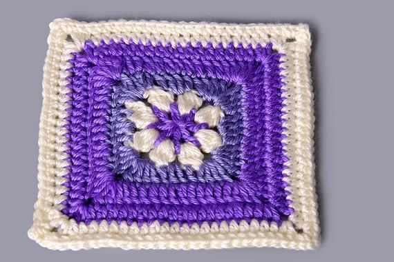Free Crochet Patterns 6 Inch Squares : 6 Inch Crochet Squares - Google Search Crochet Granny ...