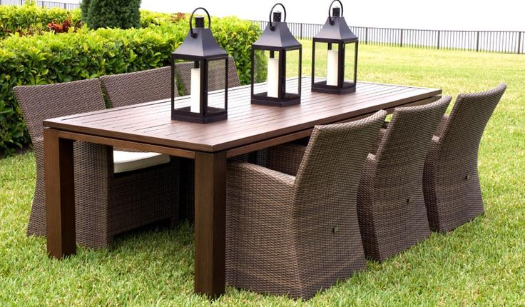 gartenmoebel set rattan guenstig. Black Bedroom Furniture Sets. Home Design Ideas