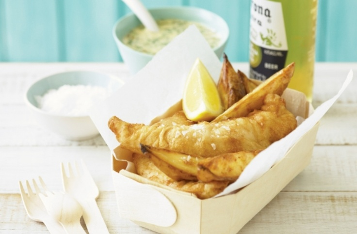 beer battered shrimp recipes dishmaps and beer battered beer battered ...