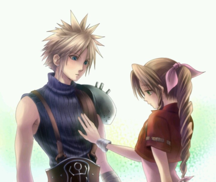 cloud and aerith relationship