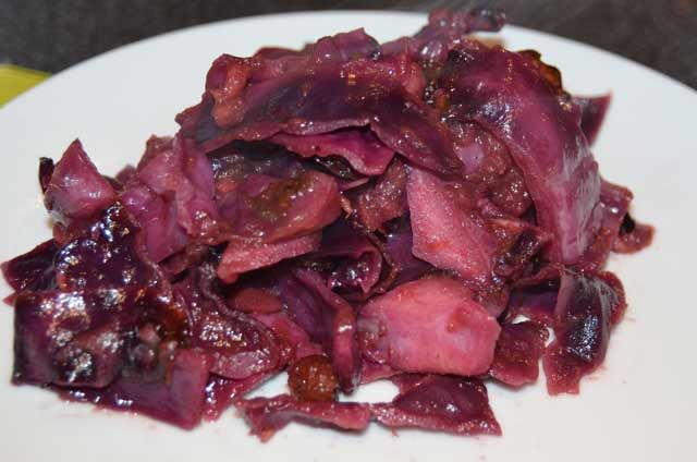 ... Vegetable Side Dish - great with roast dinners or with sausage and