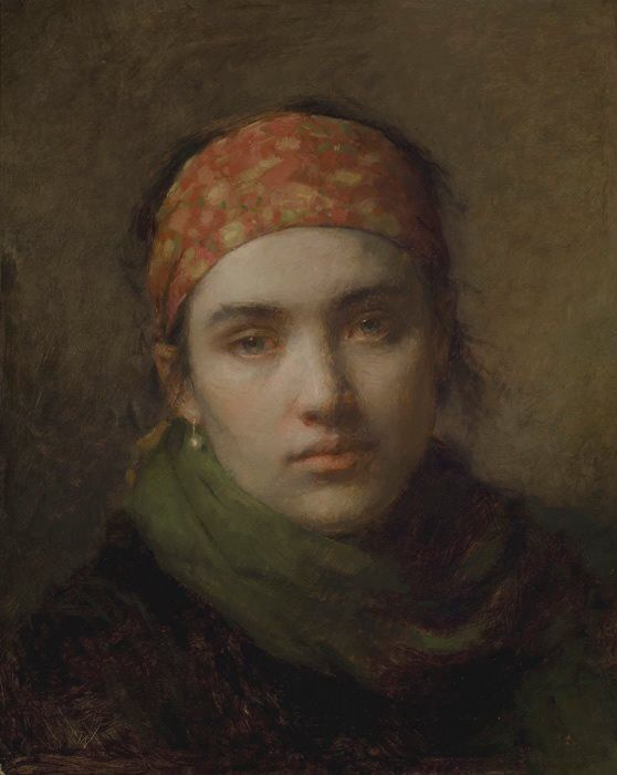 Charles Weed | Painting - Portrait - Realism | Pinterest