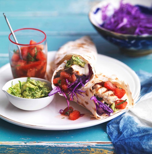 Grilled fish tacos | FERRARI SEAFOOD | Pinterest