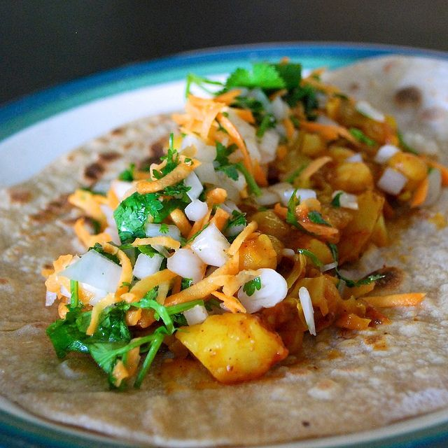 kati roll by StrawberryPepper, via Flickr