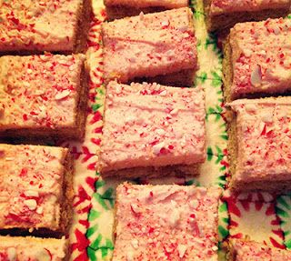 Peppermint Cream Bars Recipe | Desserts (Bars, Brownies and Squares ...