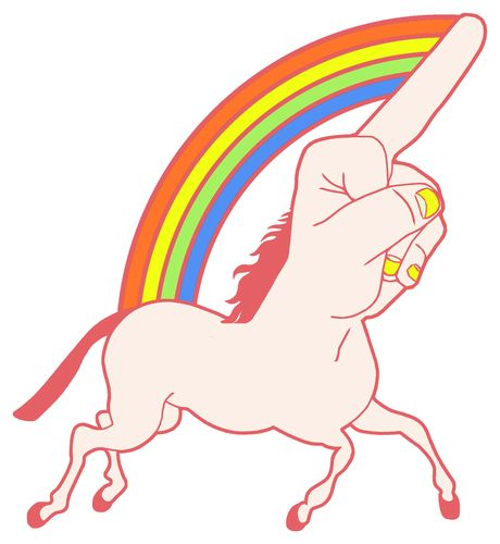 fuck younicorn. haha this is awesome