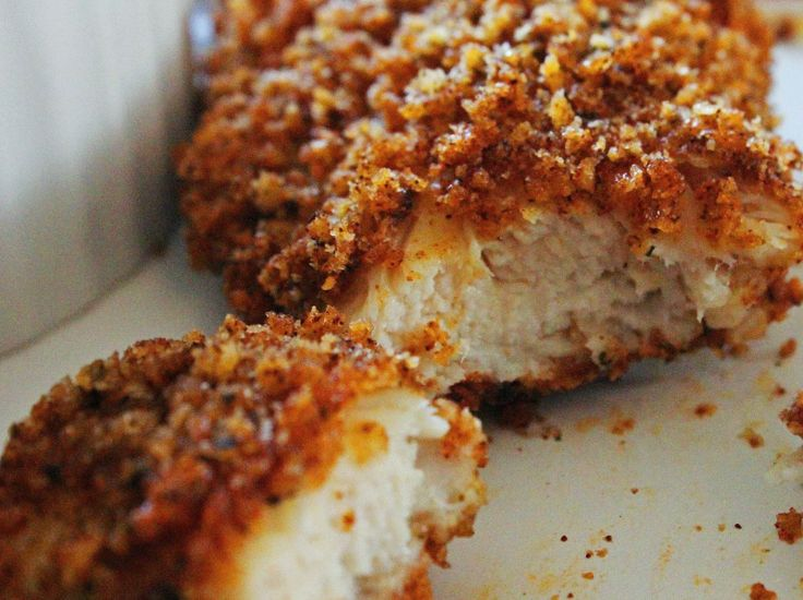 Oven Baked Buttermilk Chicken Tenders. | YUMMY!!! | Pinterest