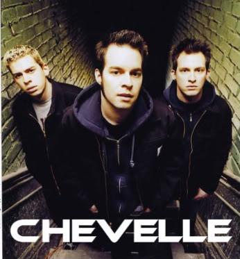 Chevelle music pinterest - Chevelle band pics ...