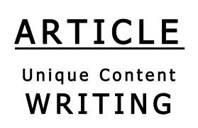 about article writing