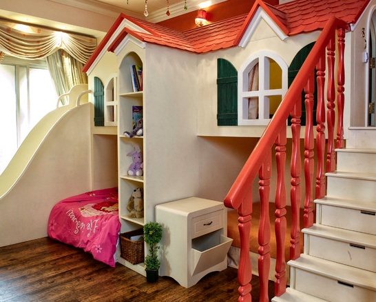 Awesome little girls room chloe and maggie 39 s room pinterest - Awesome girls bedroom ...