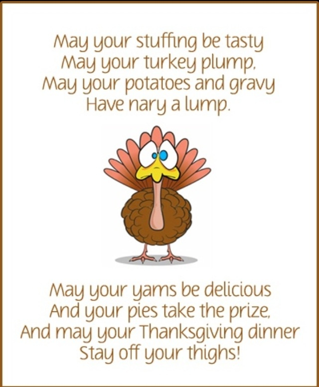 Poem so cute thanksgiving pinterest
