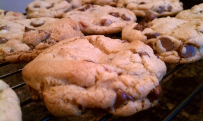 Life's Simple Measures: Candied Bacon Chocolate Chip Cookies