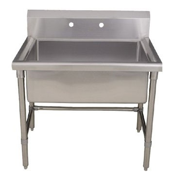 stainless utility sink Mud/laundry room Pinterest