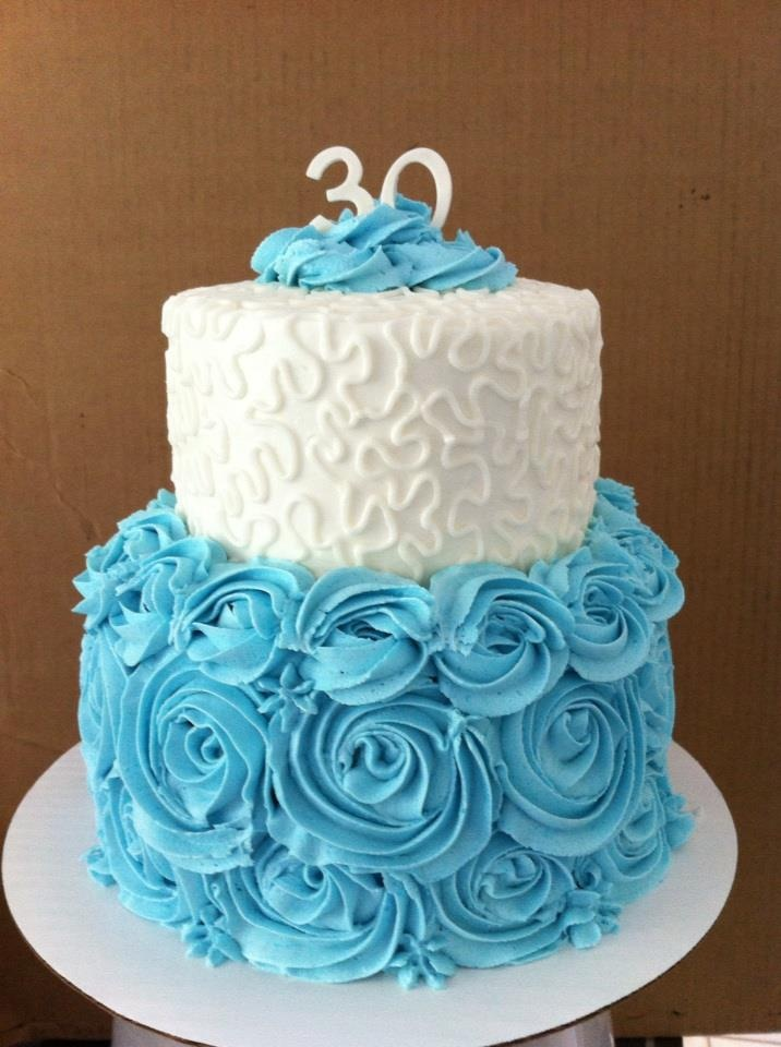 30th anniversary cake cakes pinterest for 30th wedding anniversary decoration ideas